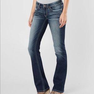 BKE Stella Bootcut Super Stretch Jeans